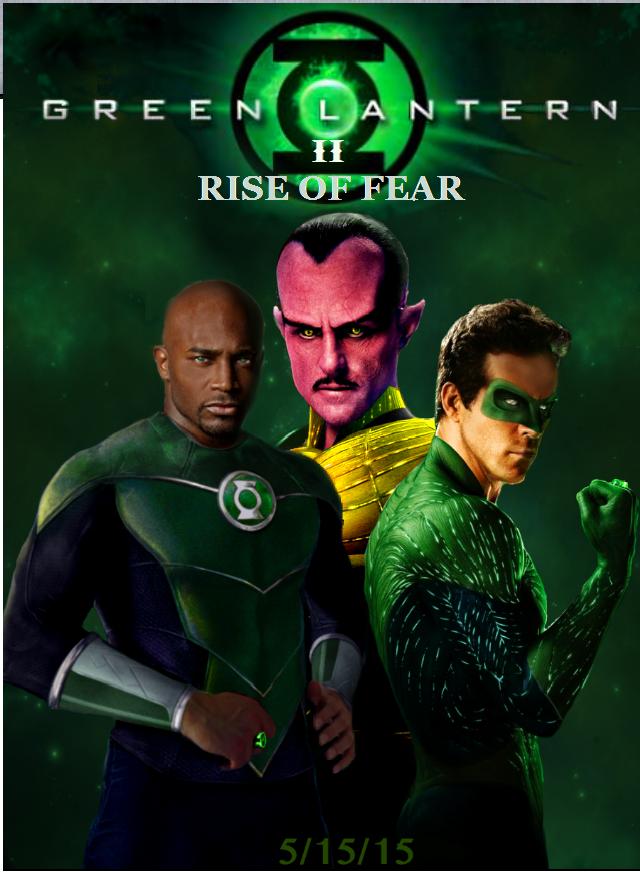 Green Lantern 2: Rise Of Fear by Tony-Antwonio on DeviantArt