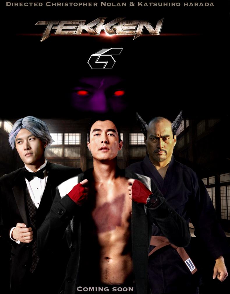 Tekken: Kazuya poster (movie) by Tony-Antwonio