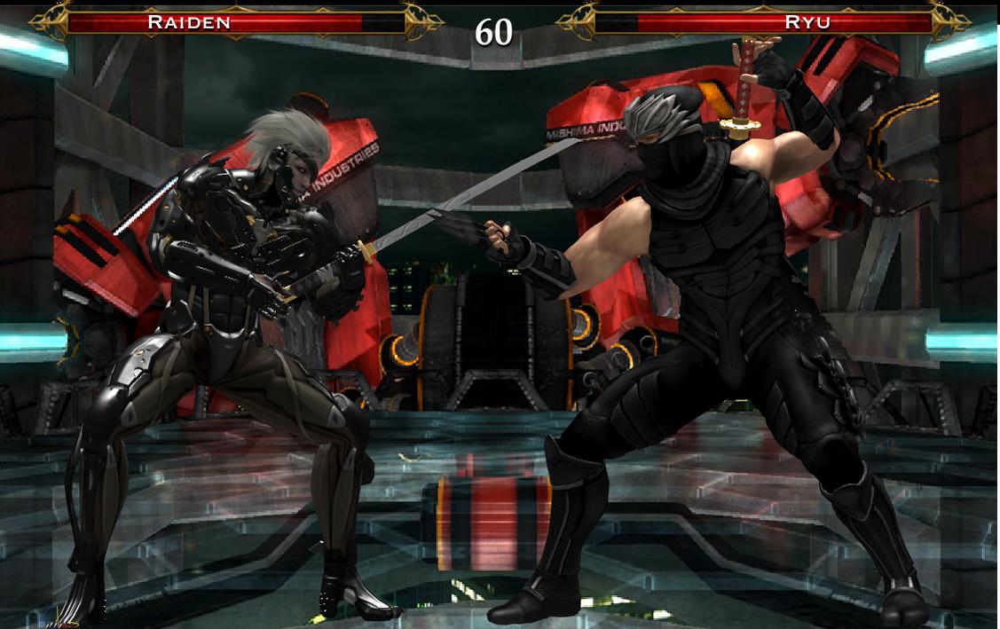 Ryu hayabusa vs batman