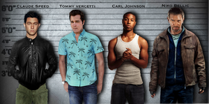 GTA protagonist Live Action Cast