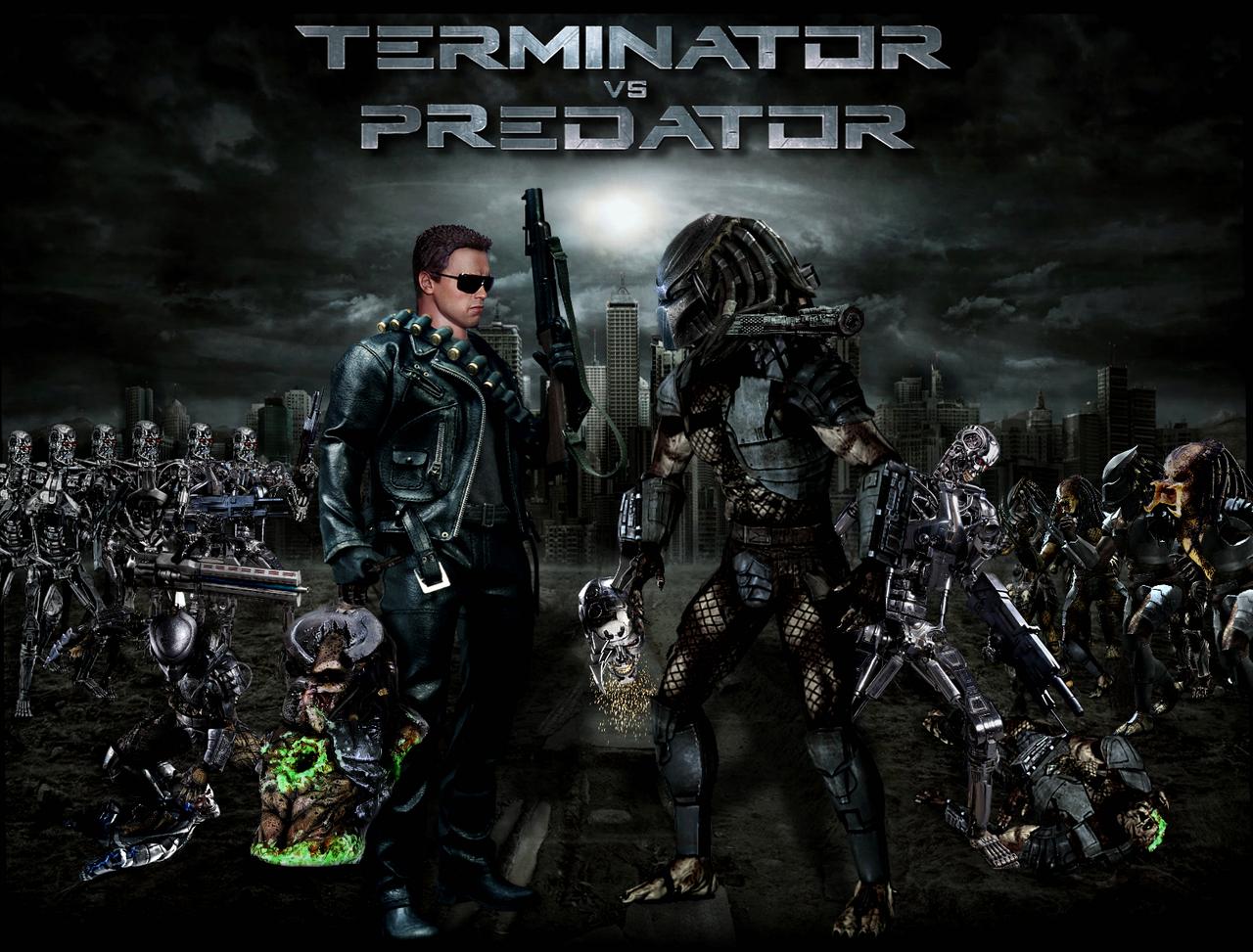 Terminator Vs Predator