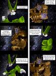 MKX intro: Cell vs Thanos