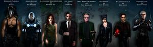Batman Villains DCEU FanCast
