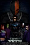Teen Titans: Movie Poster