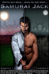 Samurai Jack: Movie Poster by Tony-Antwonio