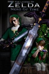 Legend Of Zelda Movie poster by Tony-Antwonio
