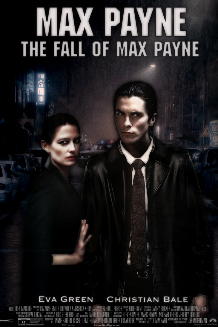 Max Payne 2 Live Action poster by Tony-Antwonio