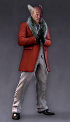 Cary Tagawa as Heihachi Mishima