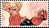 Captain Marvel Stamp by SamoanVampCatt