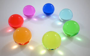 Maxwell rainbow balls by usere35