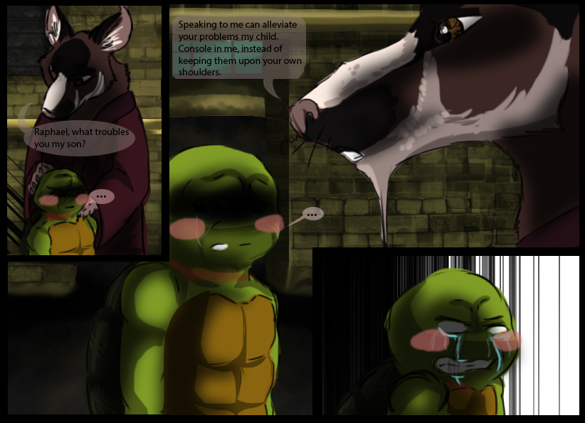 TMNT At Heart- CH1 - PG9 by DogmaticLoki on DeviantArt