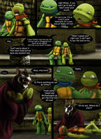 TMNT At Heart- CH2 - PG34 by DogmaticLoki