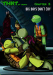 TMNT At Heart - Chapter 3 cover
