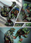 TMNT Chapter 4 Page 5 by DogmaticLoki
