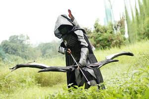 Nightingale male cosplay by North by rasho69