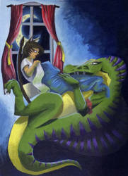 Samantha's Spinosaurus