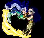Comm: Nejire and Eihi