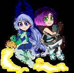 Comm: Nejire and Ran