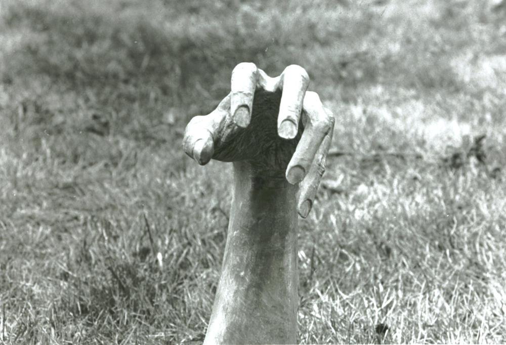Evil Dead Hand by mshernock