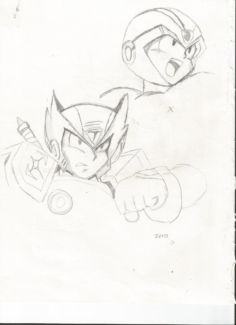 Megaman Zero by MargieAM