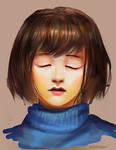 Frisk portrait