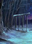 Snowdin Forest