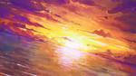 Triumphant Sunset