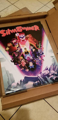 SiIvagunner MAGFest poster