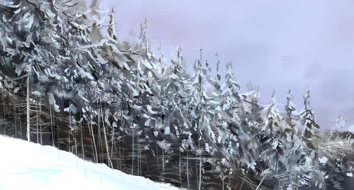 pines 16 by fluffySlipper