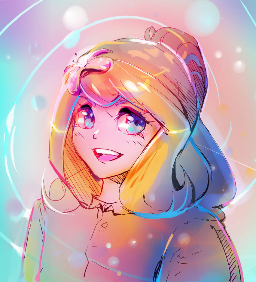 goldie by fluffySlipper