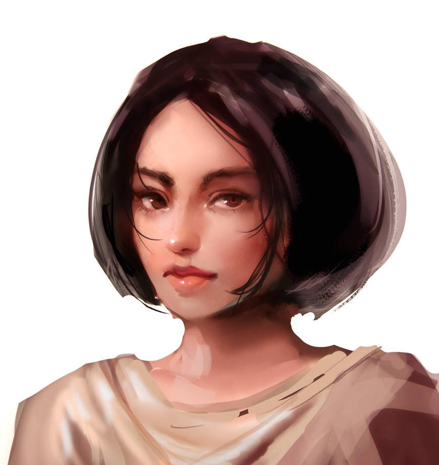 toga lady by fluffySlipper