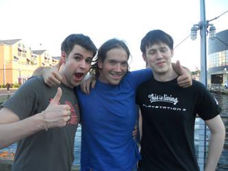 Sean Kiely,ME and Chris O'Neil by metalwolf77777
