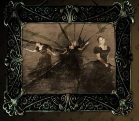 The Raven Sisters by raven-dev