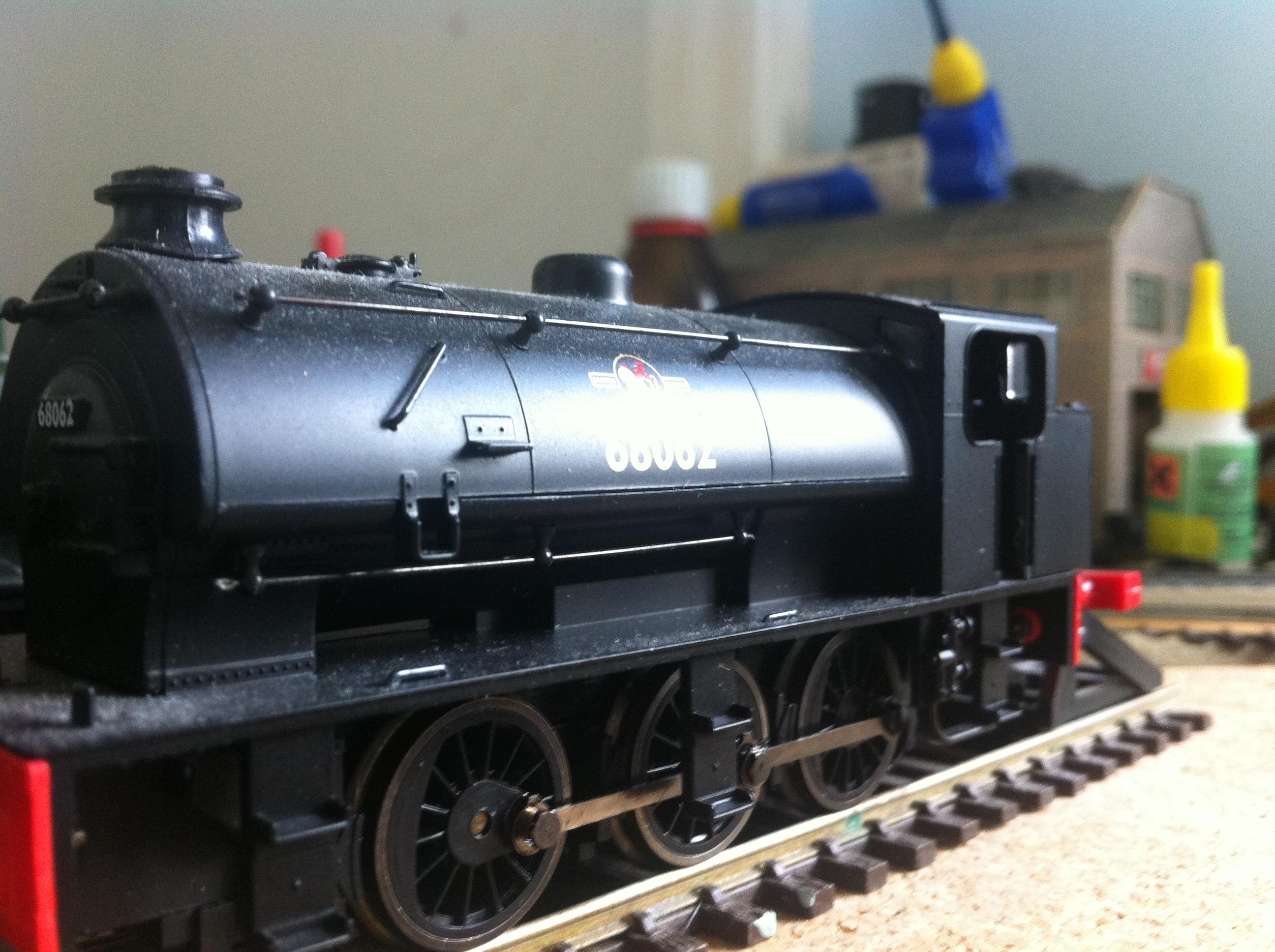 Hornby J94/Austerity locomotive by FFDP-Neko
