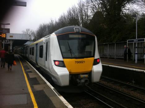700 Leaving Otford