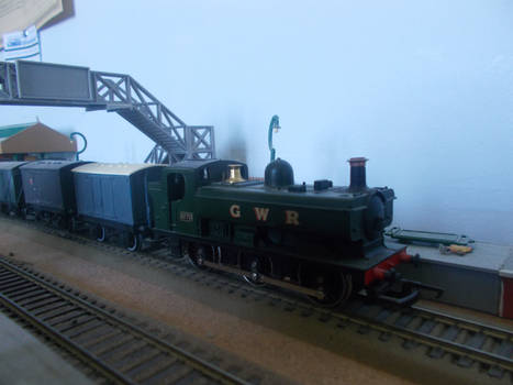 8773 And The Goods Train