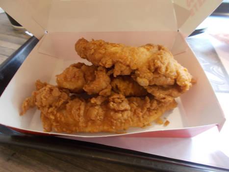 Chicken In A Box