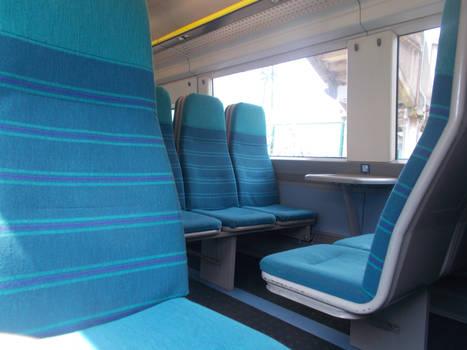 Empty Seats Aboard The Train