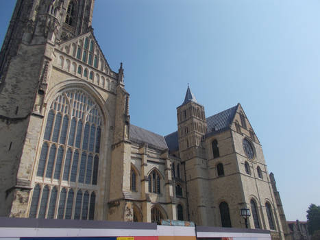 The Cathedral In Summer