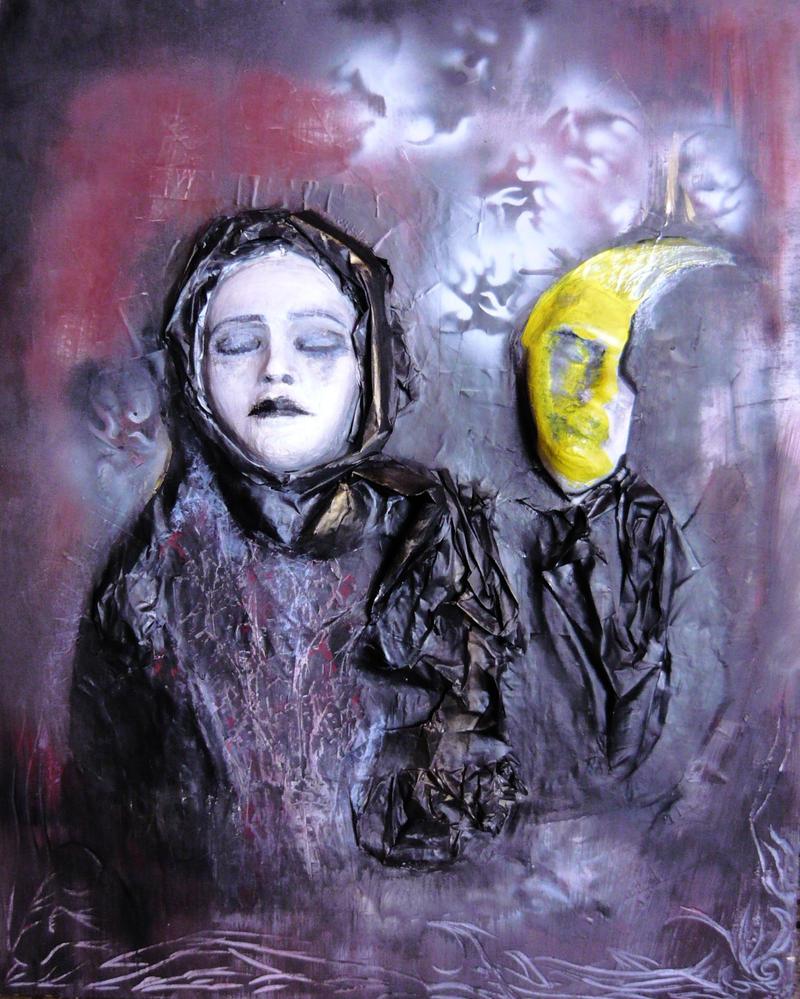 Mourning by MiSt-Stavi