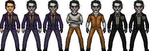 The Joker (William/Willem Dafoe) by Snaaks-Kent