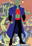 Martian Manhunter Vector
