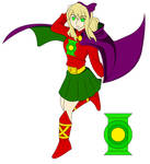 Green lantern - Female Version - A. Scott