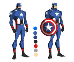 The Marvel Project #1 Steve Rogers/Captain America