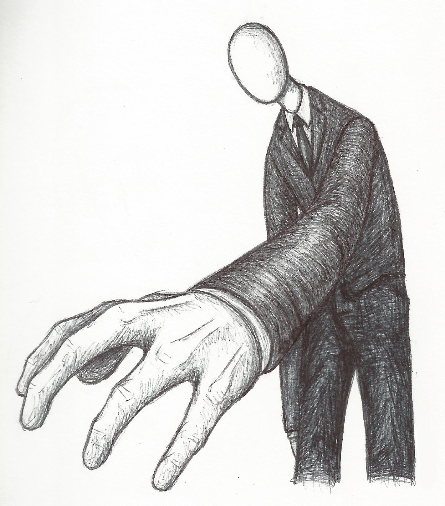 Reaching (still) [NOT CREEPYPASTA] by CuryPotato