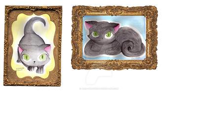 A cat named Tareco by Aiko-Hirocho