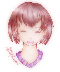 Frisk by Aiko-Hirocho
