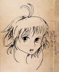 Sakura Clow Sketch