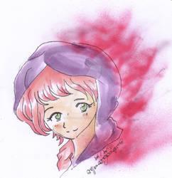 P3 Fan character: Minaki