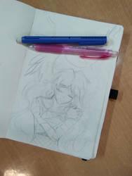 Sketch - HB Ceci